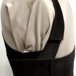 Concealed Support Holster, Side View