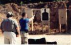 target shooting one two method